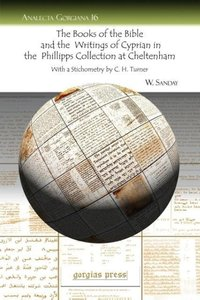 The Books of the Bible and the Writings of Cyprian in the Philli