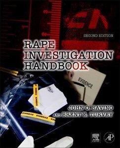 Rape Investigation Handbook