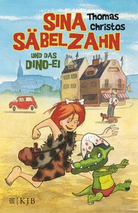 Sina Säbelzahn und das Dino-Ei