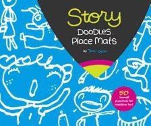 Story Doodles Place Mats