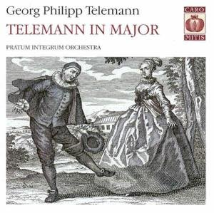 Telemann In major