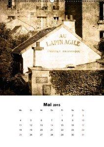 Dobrindt, J: Paris with Love (Wandkalender 2015 DIN A2 hoch)