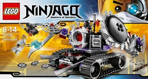 LEGO® Ninjago 70726 - Destructoid