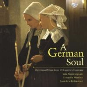 German Soul-Devotional Music 17th Century Hamburg
