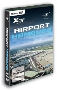Flight Simulator X - X-Plane 10 Airport Hamburg