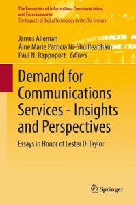 Demand for Communications Services - Insights and Perspectives