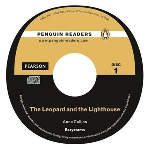 The Leopard and the Lighthouse, w. Audio-CD