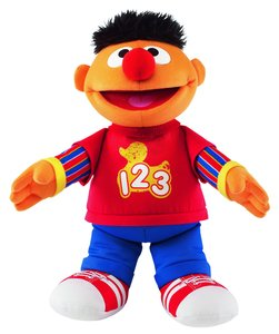 Hasbro 32424100 - Playskool: Sesamstraße Sing & zähl mit Ernie