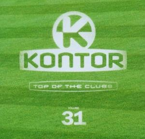 Kontor-Top Of The Clubs Vol.31