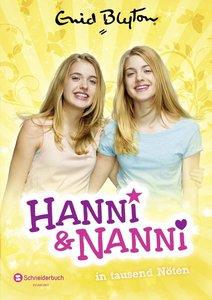 Hanni und Nanni, Band 08. Hanni und Nanni in tausend Nöten