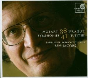 Sinfonien 38 Prague & 41 Jupiter