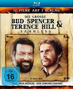 Die grosse Bud Spencer & Terence Hill Sammlung