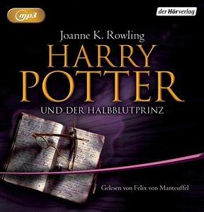 (6) Harry Potter und der Halbblutprinz-MP3
