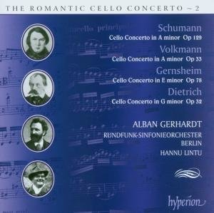 Romantic Cello Conerto Vol.02