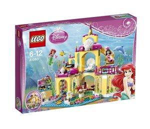 LEGO 41063 - Disney Princess: Arielles Unterwasserschloss