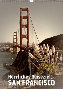 Herrliches Reiseziel... SAN FRANCISCO