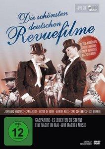 Die schönsten deutschen Revue-Filme