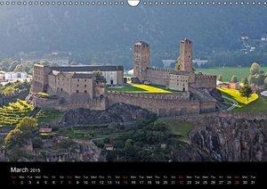 Ticino - Switzerland (Wall Calendar 2015 DIN A3 Landscape)