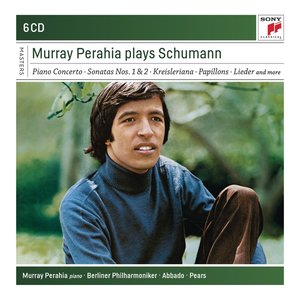 Murray Perahia Plays Schumann