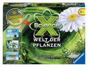 Ravensburger 18849 - ScienceX® Welt der Pflanzen