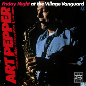 Friday Night At The Village Vanguard