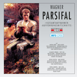 Parsifal MP3-Oper