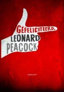 Gefeliciteerd, Leonard Peacock / druk 1