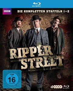 Ripper Street - Boxset: Die kompletten Staffeln 1 + 2