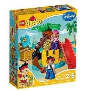 Lego 10604 - Duplo Schatzinsel