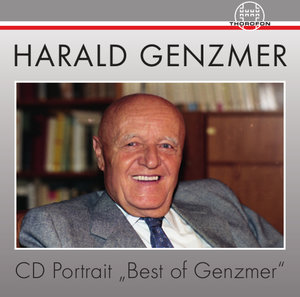 "CD Portrait ""Best of Genzmer"""