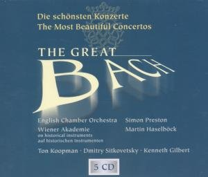 The Great Bach-Die Schönsten