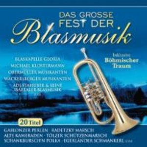 Das Grosse Fest Der Blasmusik