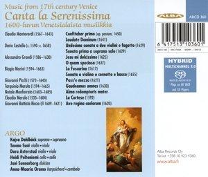 Canta la Serenissima
