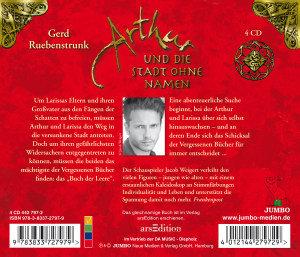 Rubenstrunk, G: Arthur Und Die Stadt Ohne Namen