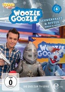 (6)DVD z.TV-Serie-Schwerkraft Und Ritter