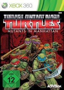 Teenage Mutant Ninja Turtles: Mutanten in Manhattan
