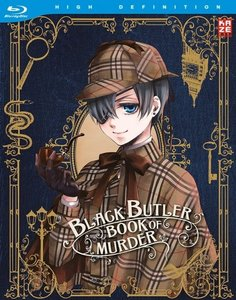 Black Butler - Book of Murder - Blu-ray