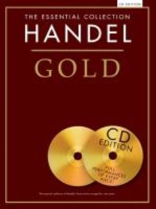 Händel Gold The Essential Collection Piano Solo Book