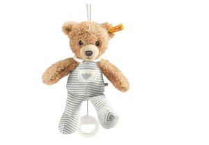 Steiff 239922 - Schlaf-gut-Bär Spieluhr, 20 cm