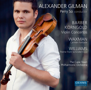 Violinkonzerte/Carmen Fantasie