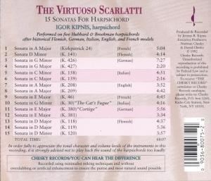 Der Virtuose Scarlatti