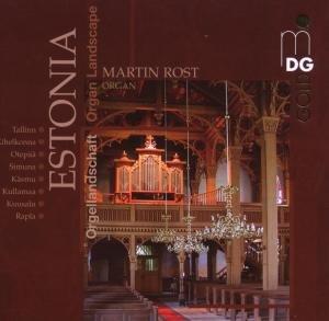 Orgellandschaft Estland