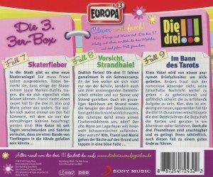 Die drei !!! Box 3 (Ausrufezeichen)