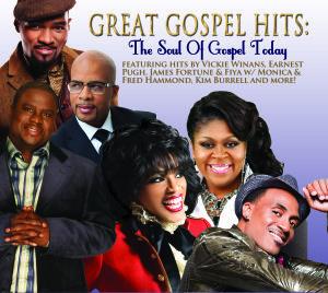 Great Gospel Hits-The Soul Of Gospel Today