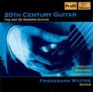Wuttke, F: Gitarrenmusik Des 20.Jahrhunderts