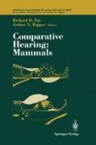 Comparative Hearing: Mammals