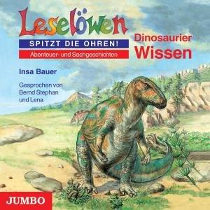 Leselöwen: Dinosaurier Wissen