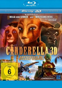 Cinderella 3D - Abenteuer im Wilden Westen