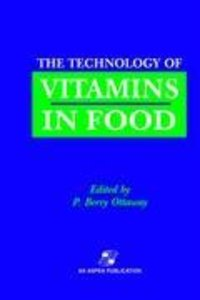 Technology of Vitamins in Food