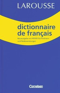Dictionnaire de Francais